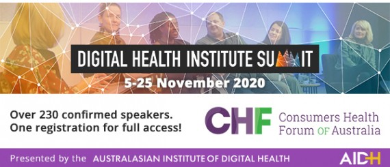 Australian Digital Health Institute Summit