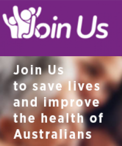 Join us - national health research register