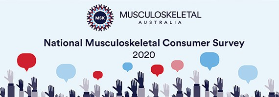 National Musculoskeletal COnsumer Survey