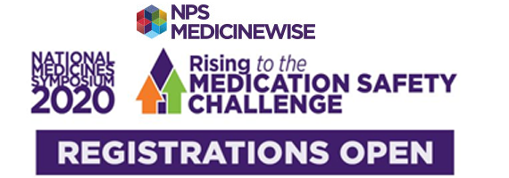 National Medicines Symposium Registrations open