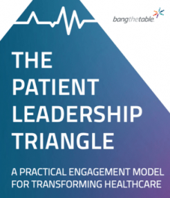 The patient leadership triangle A practical engagement model for transforming healthcare