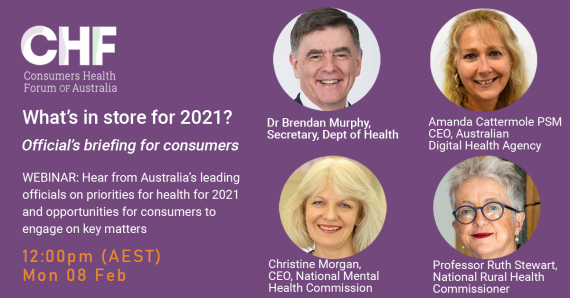 WEBINAR: What's in store for health and care2021?