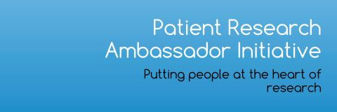 Patient Research Ambassador Initiative Logo