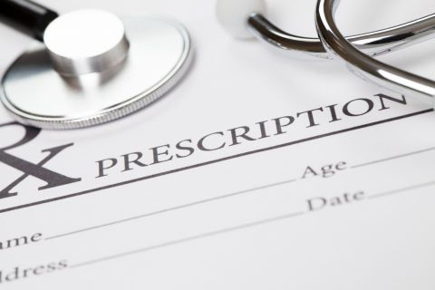 prescription form