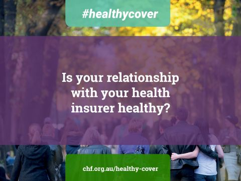 Do you have HealthyCover?