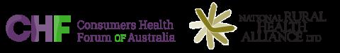 CHF and NRHA logos