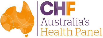 Logo for Australia's Health Panel